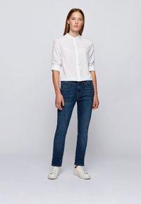 BOSS - BEFELIZE - Button-down blouse - white - 1