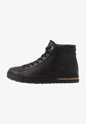 BEND MID - High-top trainers - black