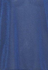 Mos Mosh - KAY TEE - Print T-shirt - true blue - 2