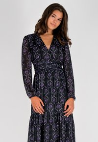 one more story - Maxi dress - schwarz-multicolor - 2