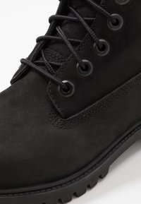 Timberland - 6 IN PREMIUM WP BOOT - Veterboots - black - 2