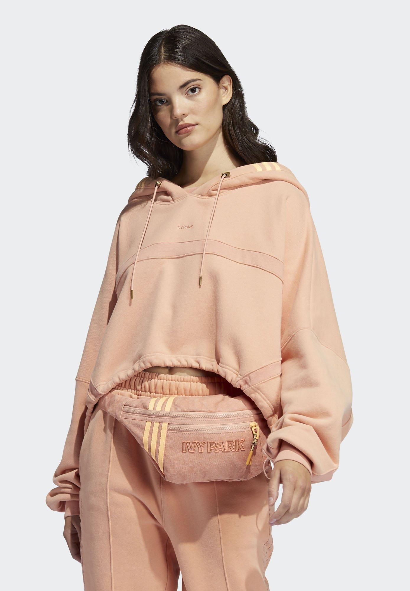 Women HOODED SHRUG - Sweatshirt
