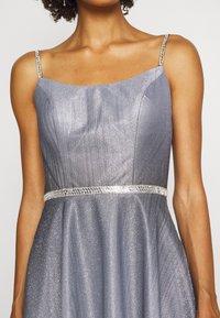 Luxuar Fashion - Robe de soirée - schwarz/silber - 4