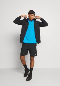 Under Armour - SPORTSTYLE LEFT CHEST - T-Shirt basic - electric blue - 1