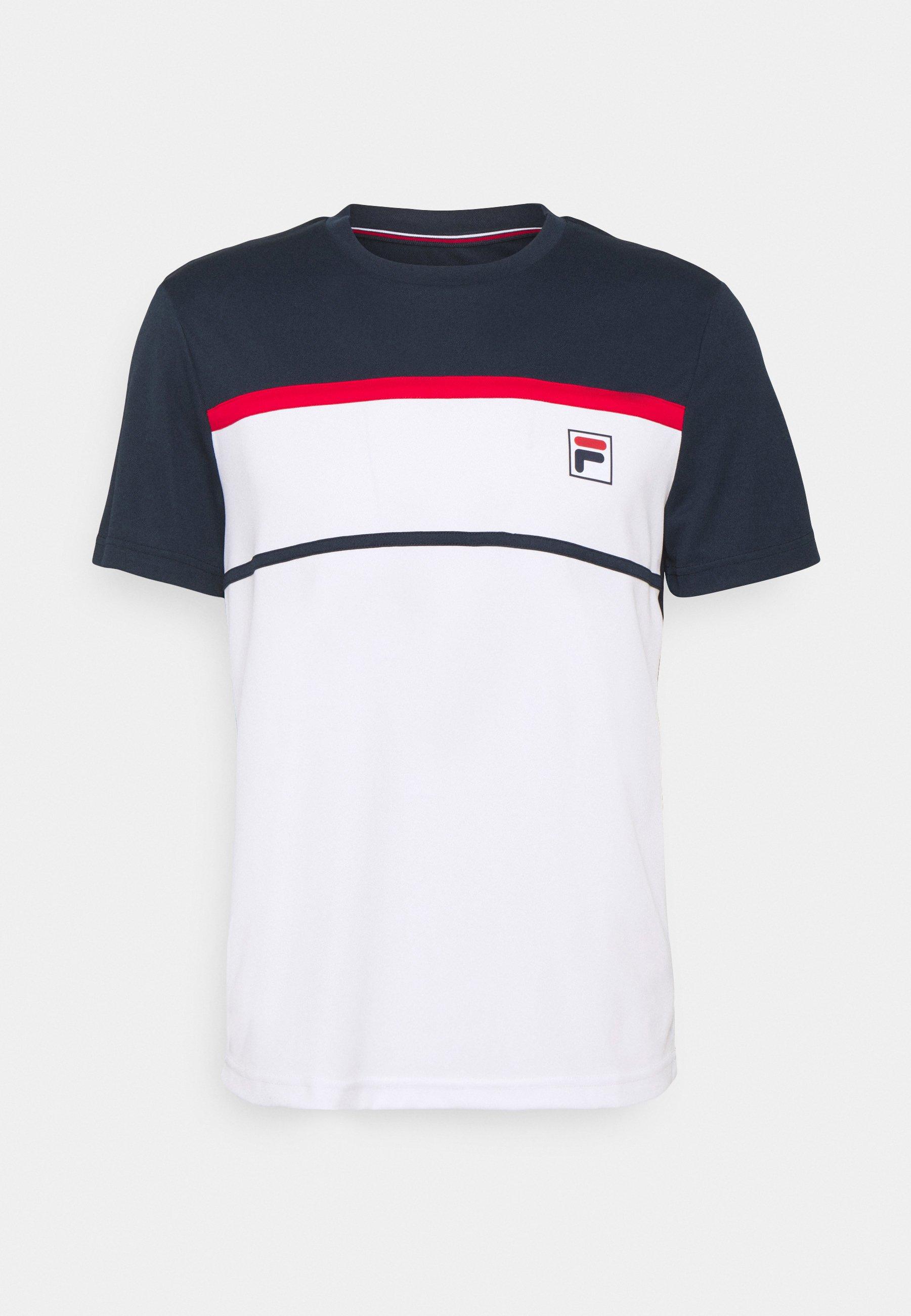 Homme STEVE - T-shirt imprimé