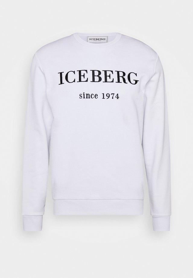 FELPA - Sweatshirt - bianco ottico