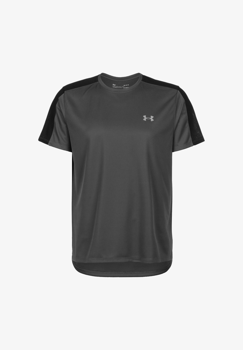 Under Armour - Print T-shirt - grey
