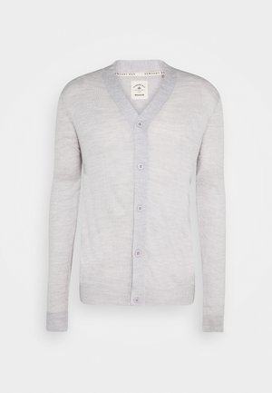 CARIGAN - Strikjakke /Cardigans - grey