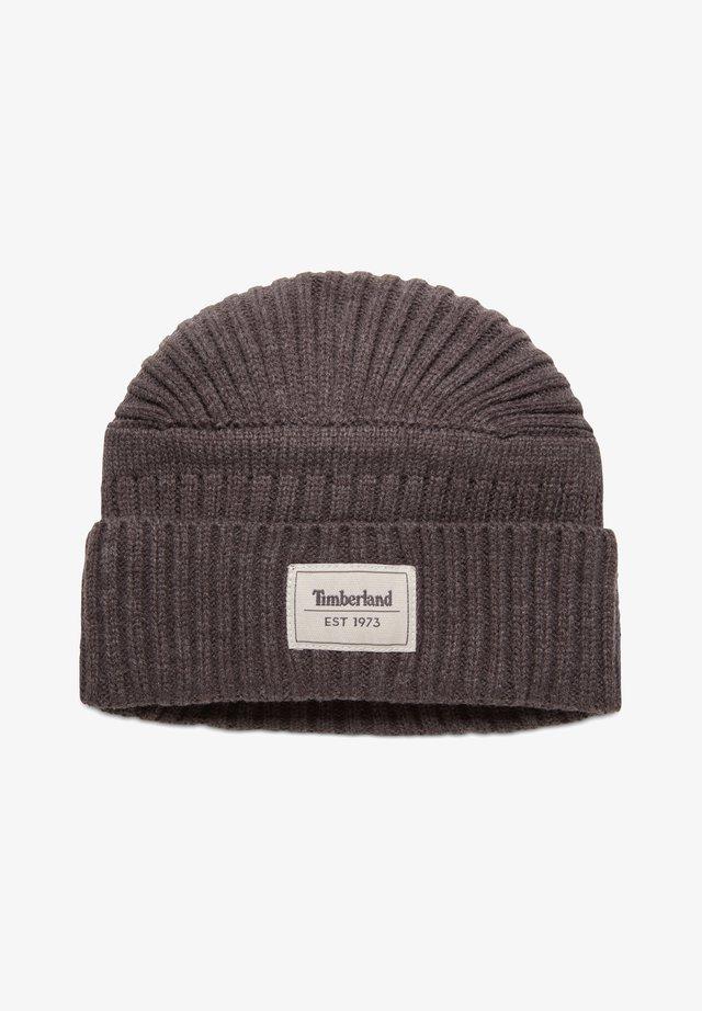 Mütze - brown