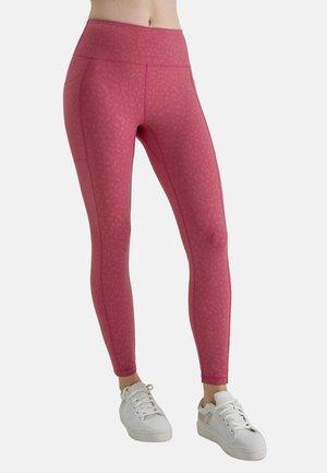 MELLY - Leggings - Trousers - mauve