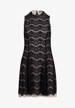 Cocktail dress / Party dress - dark blue/rosé