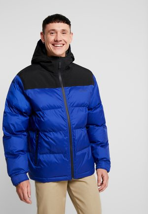 LARSEN JACKET - Zimní bunda - thunder blue/black