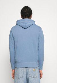 Champion Rochester - HOODED - Sweatshirt - light blue - 2