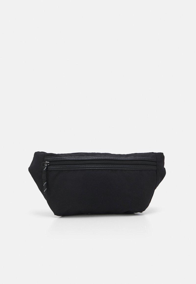 Pier One - UNISEX - Bum bag - black