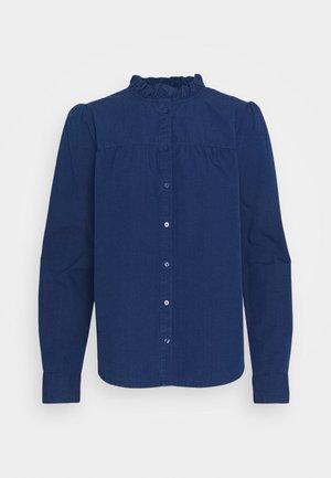 BLOUSE CAJSA  - Skjorte - blue