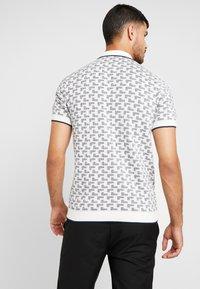 1904 - CAMERON GEO  - Poloshirts - white - 2