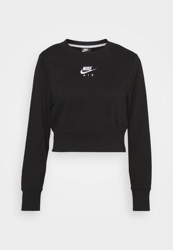 AIR CREW  - Sweatshirt - black/white