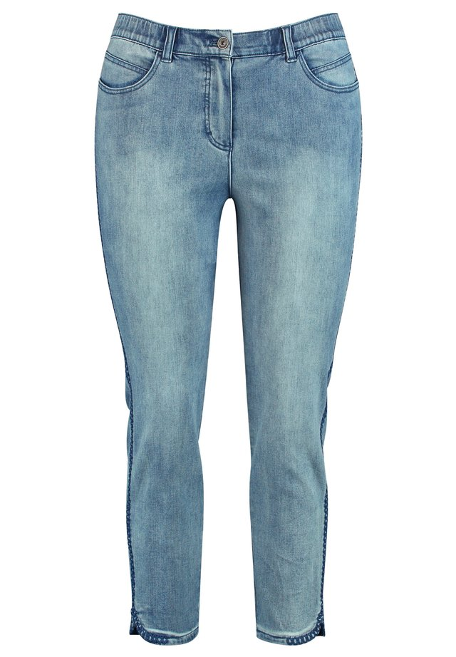 Slim fit jeans - light blue denim