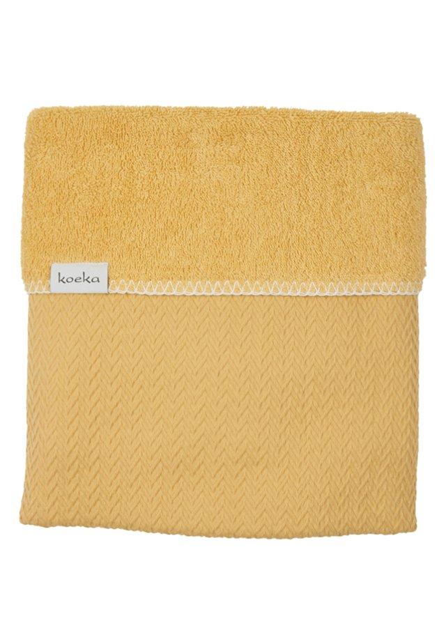WIEGEDECKE STOCKHOLM - Baby blanket - ochre