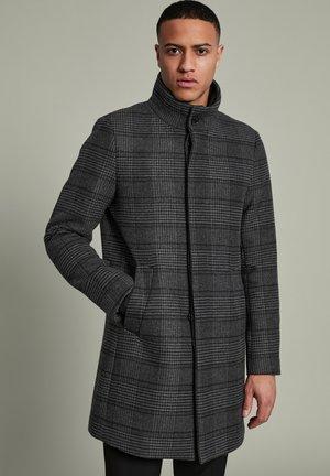 HARVEY  - Klasyczny płaszcz - dark grey melange