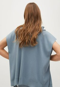 Mango - OLIVER - Waistcoat - blau - 2