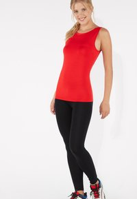Tezenis - Leggings - Trousers - nero - 1