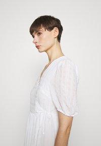 Monki - YOSSE DRESS - Day dress - white light - 3