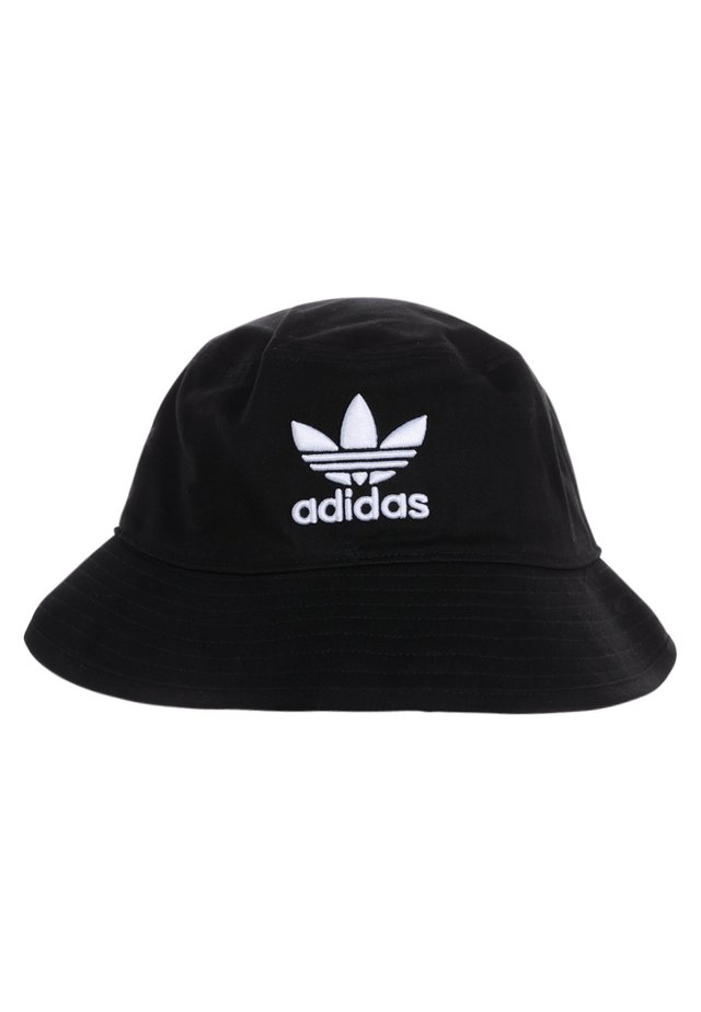 BUCKET HAT UNISEX - Klobouk - black
