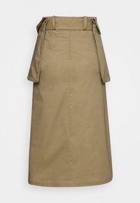 Mykke Hofmann - RAESA CTHICK - A-line skirt - beige - 1