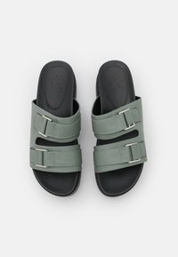 4th & Reckless - SORA - Heeled mules - teal - 5