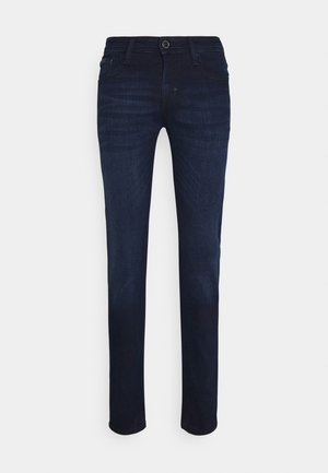 OZZY IN POWER STRETCH  - Slim fit jeans - blue denim