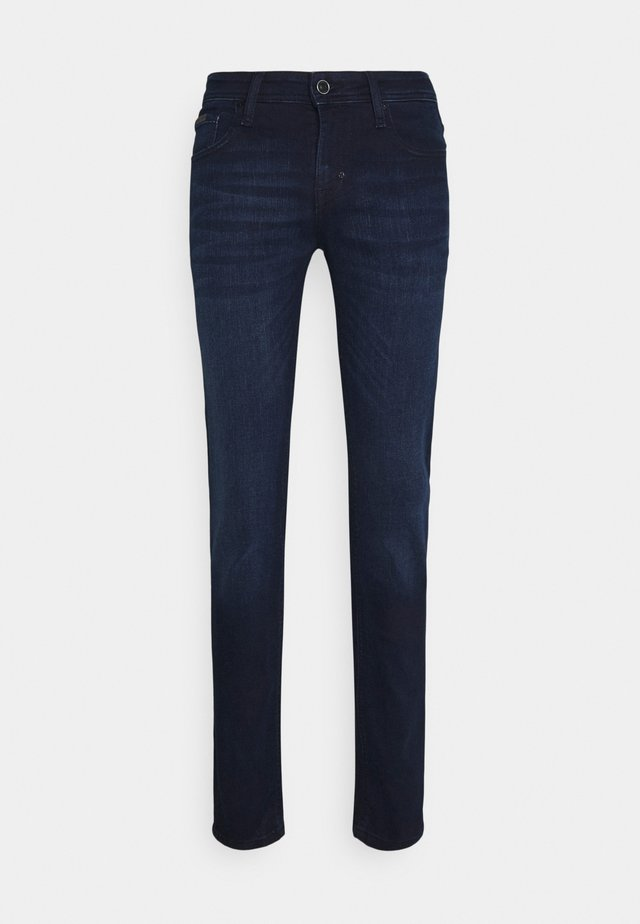 OZZY IN POWER STRETCH  - Jeans slim fit - blue denim