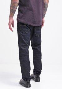 G-Star - 3301 TAPERED - Jeans Tapered Fit - dark-blue denim - 2