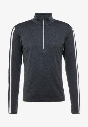 MAN - Sweatshirt - nero melange