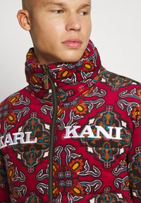 Karl Kani - RETRO REVERSIBLE PUFFER JACKET UNISEX - Lagana jakna - multicolor - 6