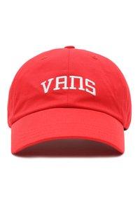 Vans - JOCKEY - Cap - high risk red new varsity - 3