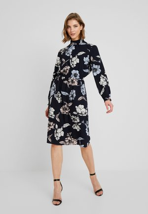 ONLNOVA SMOCK HIGH DRESS  - Kjole - night sky