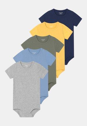5 PACK UNISEX - Body - multi-coloured
