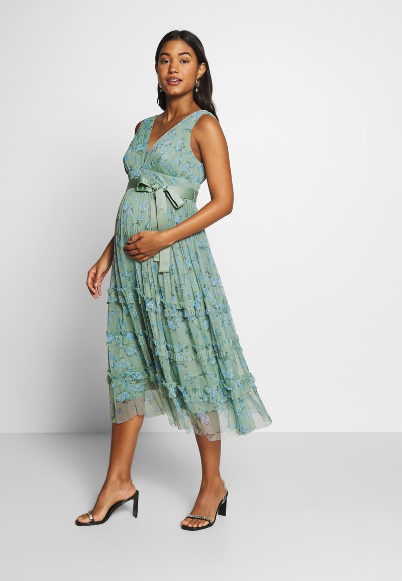 Anaya with love Maternity - Vestito elegante - green floral