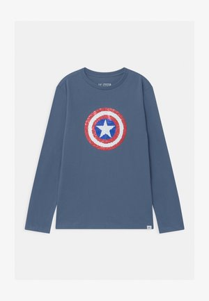 BOYS CREW  - Long sleeved top - bainbridge blue