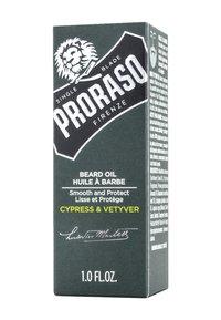 Proraso - BEARD OIL - Huile à barbe - cypress & vetyver - 1