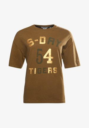 MILITARY - T-shirt con stampa - shrubbery