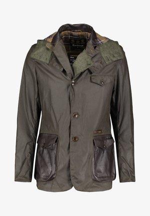 """HERREN  """"SUPA-COMMANDER WAX"""" - Outdoor jacket - oliv"""