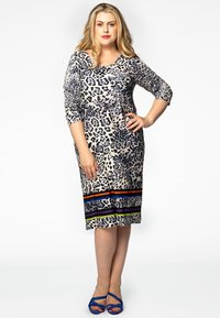 Yoek - Day dress - multi-coloured - 1