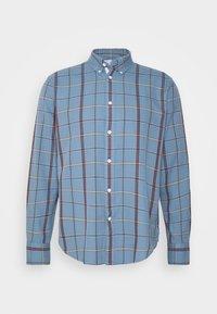 Skjorter - blue/yellow