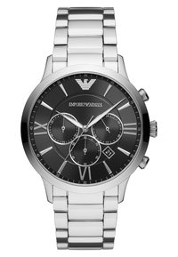 Emporio Armani - Chronograaf - silver-coloured - 0