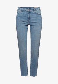 Esprit - Slim fit jeans - blue light washed - 6