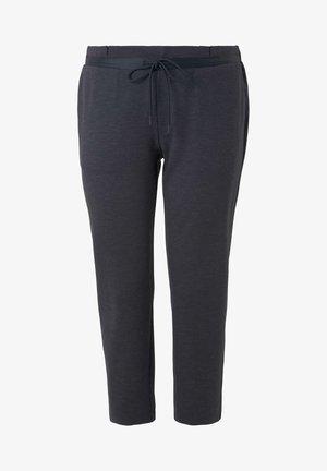Trousers - captain navy melange