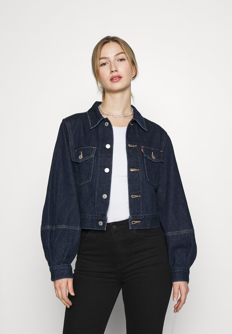 Levi's® - TAILORED TRUCKER - Denim jacket - allow me