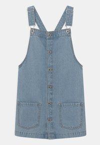 Pepe Jeans - CHICAGO PINAFORE - Denim dress - blue denim - 0